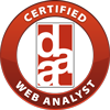 Certified Web Analysts - Digital Analytics Association: Oluf Haugen